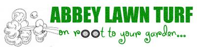 Abbey Lawn Turf Logo Nottinghamshire Leicester Loughborough