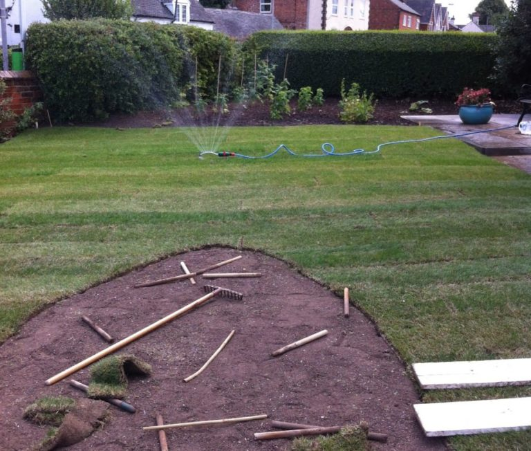 Abbey Lawn Turf Installation Maintenance Nottingham Leicester Loughborough